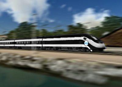 High Speed 2 rail link, London to Birmingham and Scotland